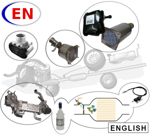 Manufacturers use multiple different technologies to deal with the harmful components of diesel exhaust gases. Learn more about the technology, for example EGR and DPF, with this online diesel exhaust technology training module.