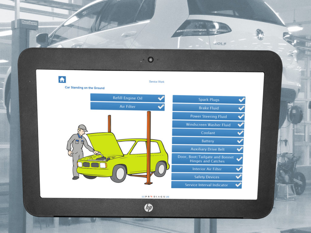 Learn the correct vehicle repair process with this training for Automotive service mechanics. Learn the correct procedures and work order for an efficient job as a maintenance mechanic.
