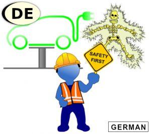 Erfahren Sie mehr über die elektrische Sicherheit bei Arbeiten an Hybrid- oder Elektrofahrzeugen. Erfahren Sie mehr über mögliche Gefährdungssituationen bei Hybrid- und Elektrofahrzeugen und wie Sie sich selbst bei der Arbeit an diesen Systemen schützen können.
