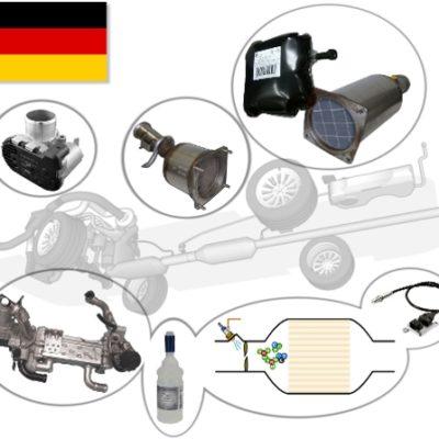Die Hersteller verwenden mehrere verschiedene Technologien, um mit den schädlichen Komponenten von Dieselabgasen den Vorschriften zu genügen. Erfahren Sie mehr über die Technologie, z.B. AGR und DPF, mit diesem Online-Trainingsmodul für Diesel-Abgastechnik.
