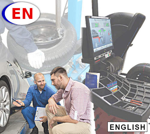 What is the difference between static wheel imbalance and dynamic wheel imbalance? Learn how checking wheel balance is done, and how to make sure your customer is satisfied with the service. Get to know the tire changing machine, the wheel balancing machine and other special tools needed.