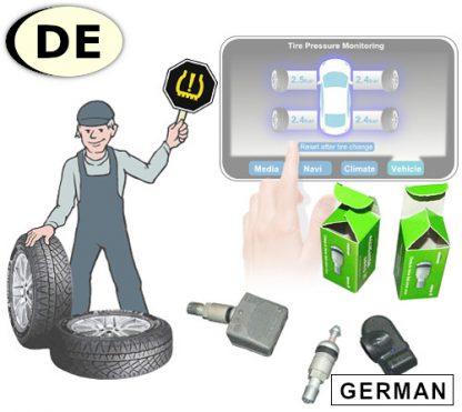 Wie funktioniert RDKS? Lernen Sie das Funktionsprinzip von RDKS mit diesem Online-Schulungsmodul für Mechaniker kennen, die auf Fahrzeuge mit RDKS-Systemen stossen können. Erlernen Sie die Grundlagen der TPMS-Wartung und -Reparatur und werden Sie zum Experten für Reifendruckkontrollsysteme.