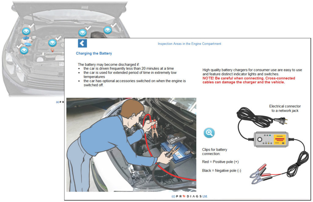 What do you know about charging your car battery? Car charging can be quite simple, but not everyone is aware of the pitfalls associated with this relatively simple task. Learn more about this, and how to inspect your car to ensure reliability with this online training module for drivers and car owners.