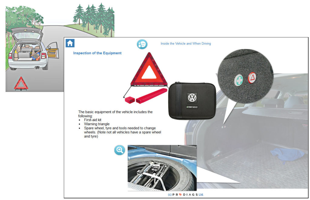 What to check on your car before a road trip? Learn more about ensuring your cars reliability, and making sure you have the right equipment with you, with this online training module. If you know how to prepare for a road trip, you can rest assured that the trip will go smoothly.