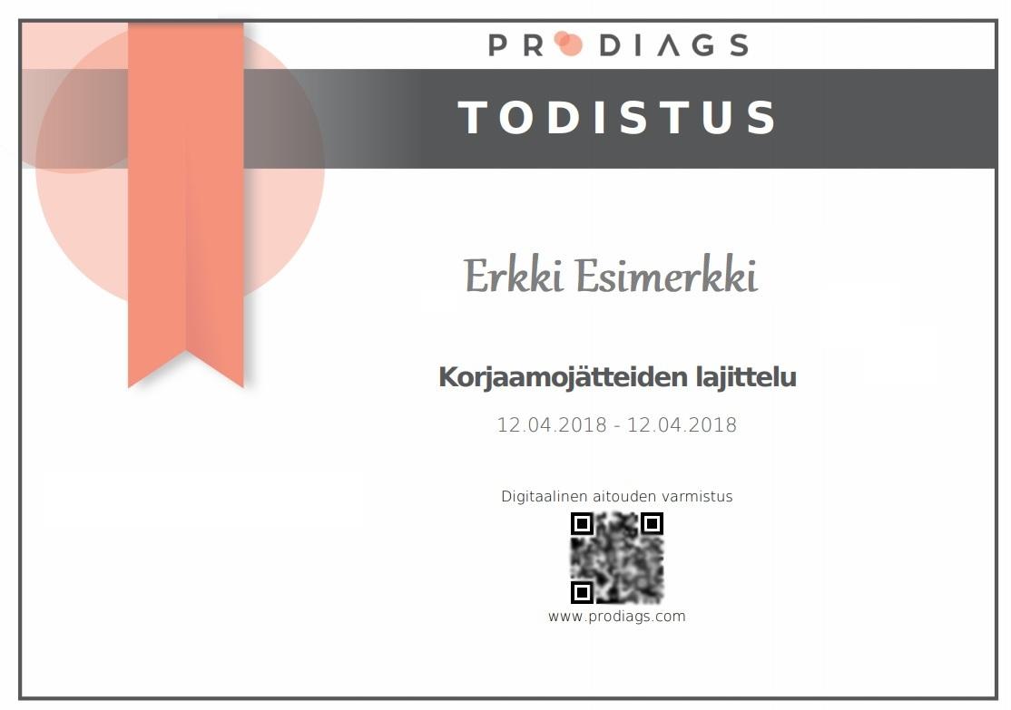 E-Todistus