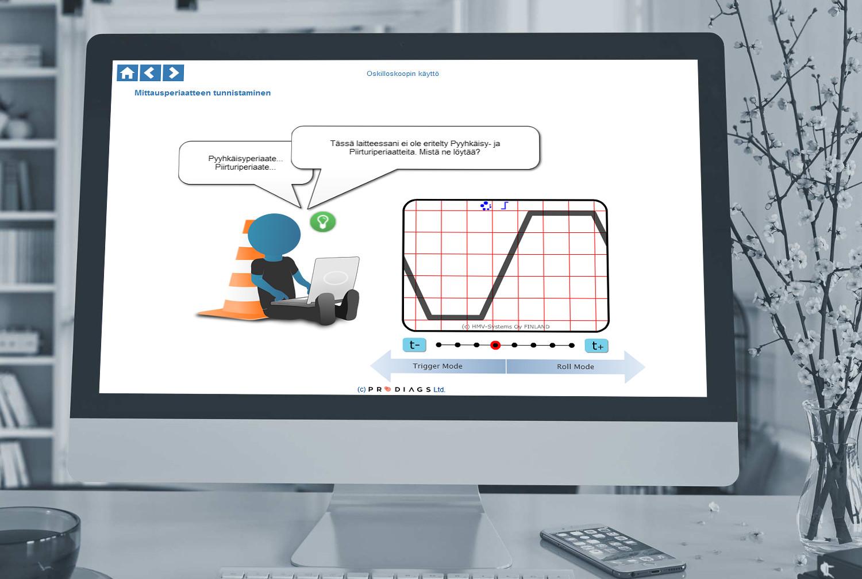 Opi suorittamaan auton sähköjärjestelmän mittauksia oikein, sekä yleismittarilla että oskilloskoopilla. Opi myös tulkitsemaan mittaustulokset tämän autosähkötekniikan vianhaun koulutuksella.