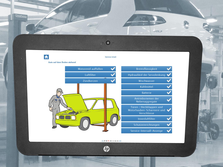 Lernen Sie mit dieser Schulung für Automobil-Servicetechniker den richtigen Reparaturprozess. Lernen Sie die richtigen Verfahren und Arbeitsaufträge für eine effiziente Arbeit als Servicetechniker kennen.