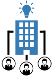 Icon for Prodiags solution for organisational use