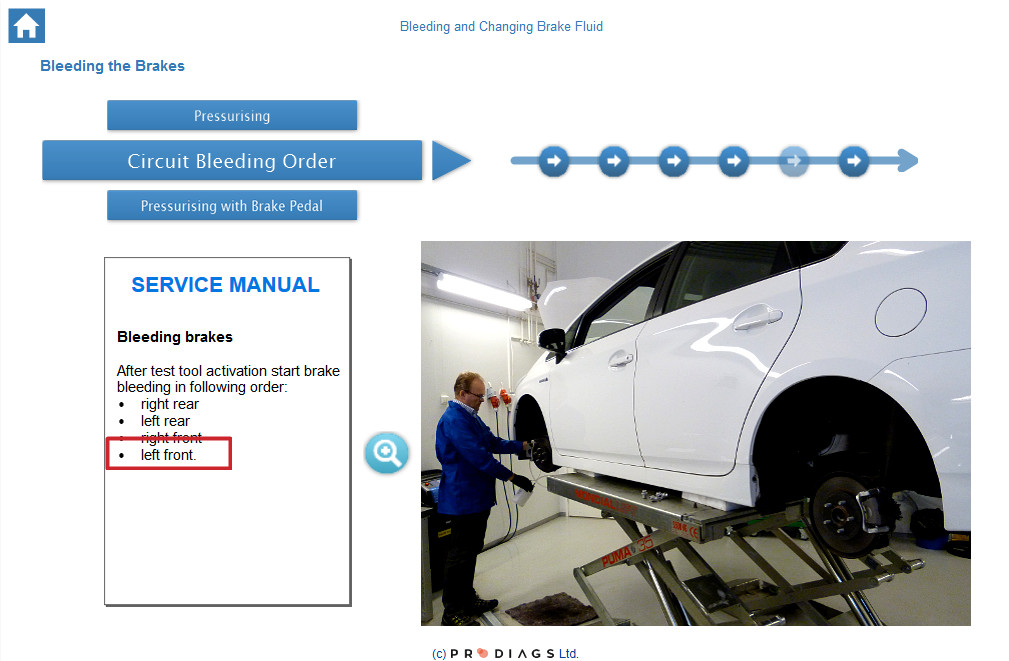 Brake fluid change is something that is often overlooked, but a very important part of keeping the brakes working as they should. Learn how to change the brake fluid, and air the brakes correctly, with this online training module.