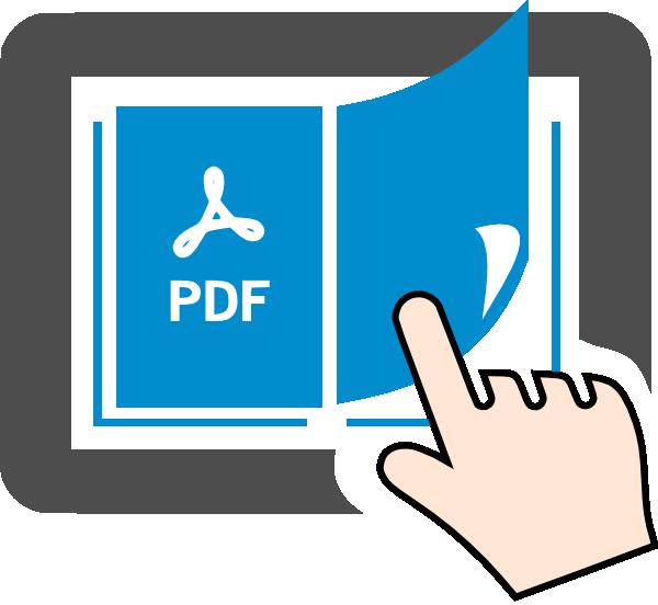 Prodiags PDF FlipBook Icon