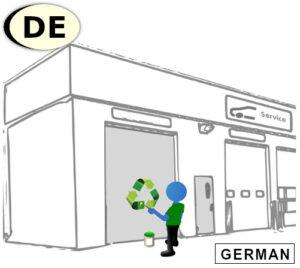 Wie sortieren Sie die Abfälle, die bei der Wartung oder Reparatur von Fahrzeugen in der Werkstatt anfallen? Was tun Sie mit gebrauchtem Motoröl? Wie recycelt man Ölfilter? Das und vieles mehr erfahren Sie in unserem Trainingsmodul Abfallsortierung und Recycling.Wie sortieren Sie die Abfälle, die bei der Wartung oder Reparatur von Fahrzeugen in der Werkstatt anfallen? Was tun Sie mit gebrauchtem Motoröl? Wie recycelt man Ölfilter? Das und vieles mehr erfahren Sie in unserem Trainingsmodul Abfallsortierung und Recycling.